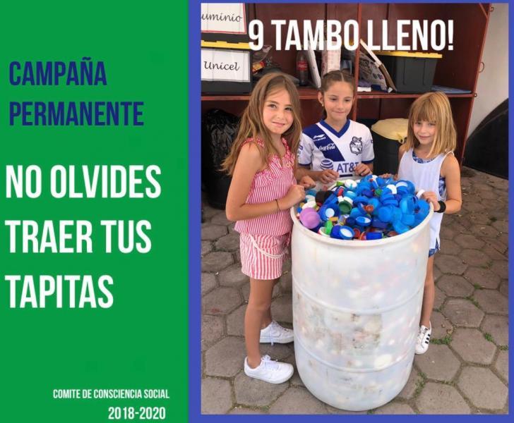 9 Tambo LLeno